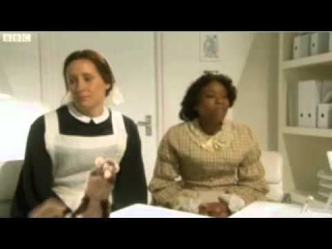 Horrible Histories - Mary Seacole & Florence Nightingale