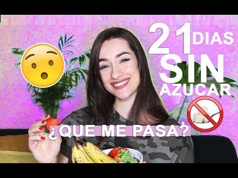 21 DÍAS SIN AZUCAR,  😱 ¿QUE ME PASÓ? (RESULTADOS) - ADARA