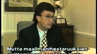Henkilökuva Henri Toivosesta - 1991 - osa 2/5