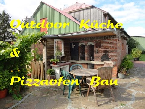 Outdoorküche Stein Wikipedia : Outdoorküche pizzaofen selber bauen lehmbackofen grill räucherofen