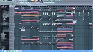 Martin Garrix Animals Fl Studio Best Remake + FLP