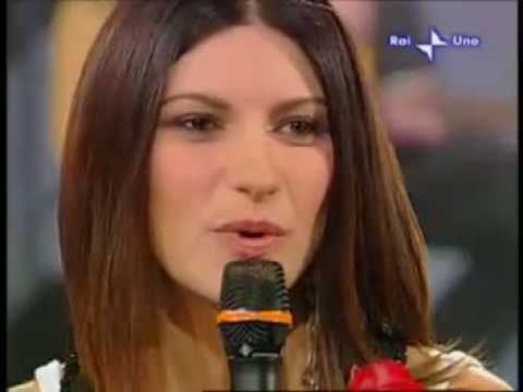 Laura Pausini - Intervista Domenica - 07 December 2008
