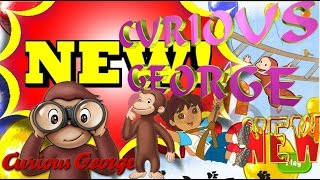 Play ✔ Curious George ✔ Watch the Monkey New gamePlay Over 1H30Min Educational Funny Cartoons