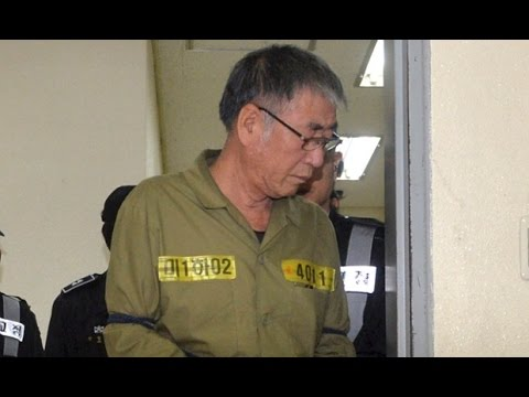 Sewol ferry captain jailed for murder