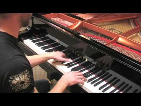 heartbeats the knife Jose Gonzalez piano cover