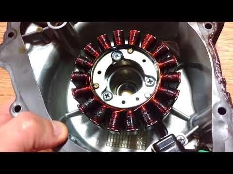 Como saber cuando la moto no carga la batería