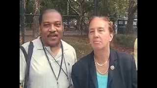 Smith Georges Has Endorsed  Gale Brewer For Manhattan Borough President.