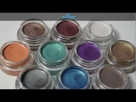 Maybelline 24 Hr Color Tattoo Eye Shadows: Live Swatches & Overview