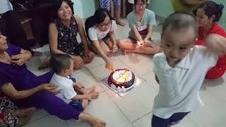 Sinh nhật Bi Bo