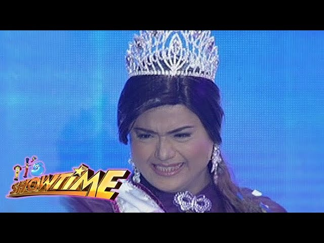 It's Showtime Miss Q & A: Princess Glaiza Nichole Jalandoni steals the crown!