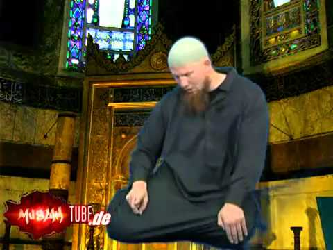 Wie betet man im Islam - Gebet lernen -Namaz ögrenme