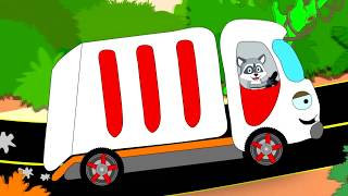 Songs for Kids Animals and Cars  Nursery Rhymes | Kids Song | Car Rhyme