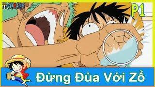 Khoảnh khắc hài hước không thể bỏ qua One Piece P1 | Jony OP