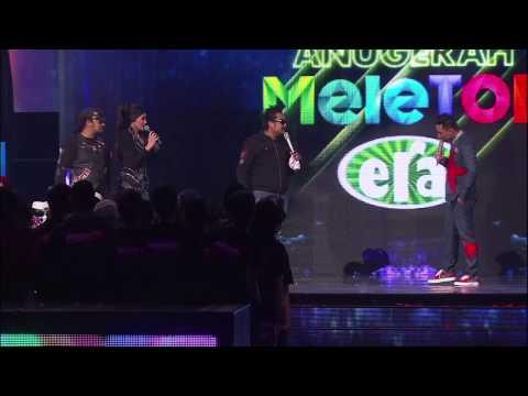 Anugerah MeleTOP Era 2015 - Throwback #AME2015 - Awie & Erra Fazira
