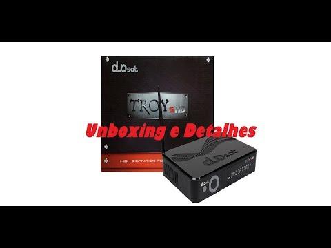 RECEPTOR DUOSAT TROY S HD... Unboxing