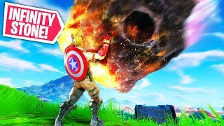 *RARE* HIT BY INFINITY STONE METEOR..!! | Fortnite Funny and Best Moments Ep.466 (Fortnite Royale)