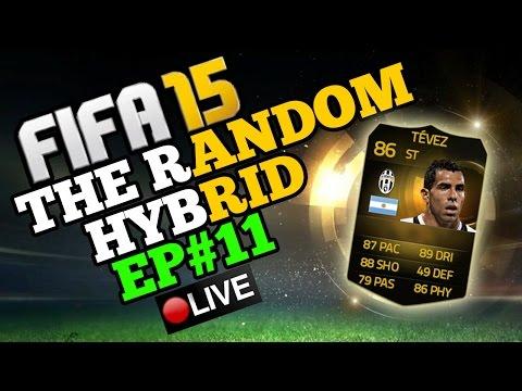 IF TEVEZ! – FIFA 15 – The Random Hybrid – Episode 11 – Worst GK Ever!