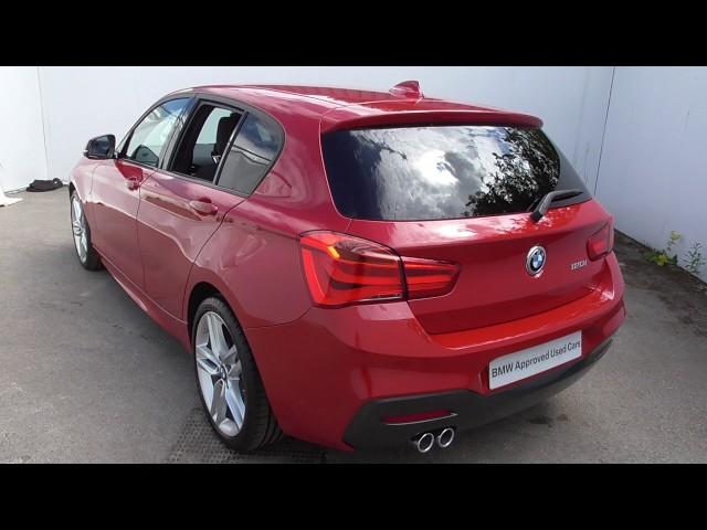 BMW 1 SERIES 120i [2.0] Sport 5dr [Nav] U31079 - YouTube