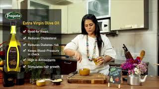 Easy Italian Panzanella Bread Salad | Fragata Olive & Olive Oil Recipes | Masterchef Rohini T.Chawla