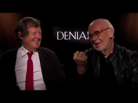 """David Hare And Mick Jackson Talk About """"Denial"""""""
