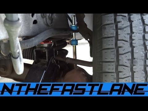 Sway Bar End Link Repair Ford Ranger/Mazda