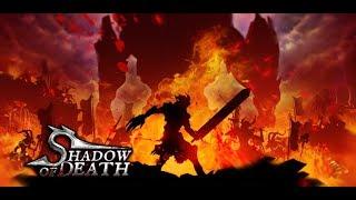 [Trailer] Shadow of death - Dark Knight - Stickman Fighting (new char)