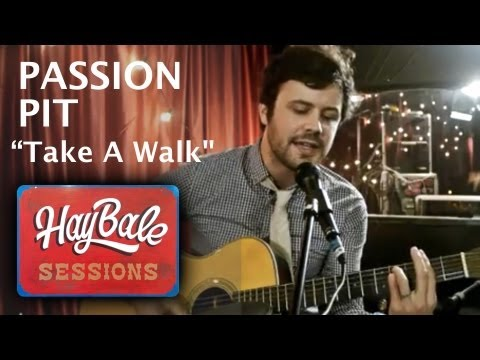 "Passion Pit - ""Take A Walk"" 