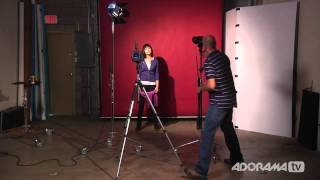 Constant Light Versus Flash Light: Ep 234: Digital Photography 1 on 1