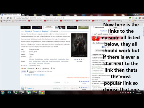 How to watch Free movies and TV Shows online NO DOWNLOAD