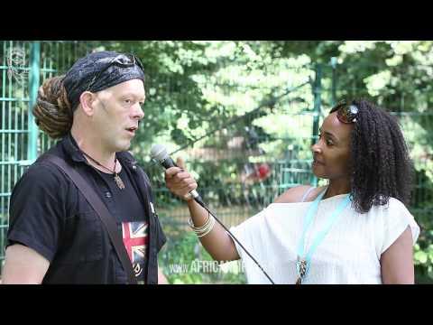 Videointerview, Sheriff, Promoter Reggae Jam 2014, Bersenbrück