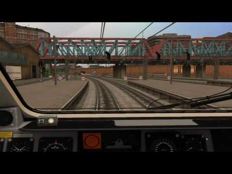 First Great Western Hst In Rail Simulator Youtube
