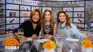 KLG And Hoda Play Celebrity Swipe With Shania Twain | TODAY