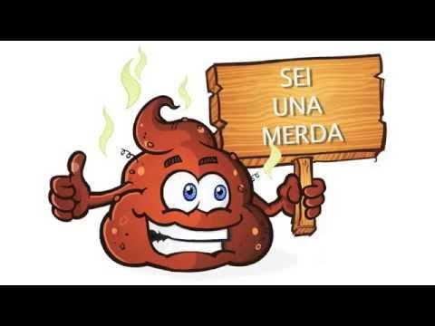 SEI UNA MERDA (Canzone divertente by Joe Natta - Musica Demenziale)