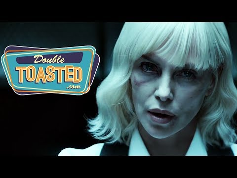 ATOMIC BLONDE MOVIE REVIEW - Double Toasted Review streaming vf