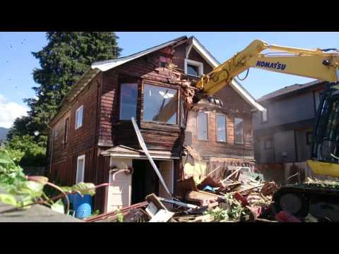 house demolition part 1