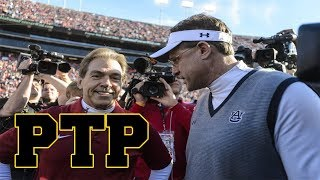 Alabama/Auburn: Can The Tigers Pull Off The Upset?