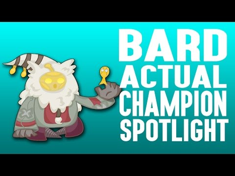 Bard ACTUAL Champion Spotlight ft. Gweedo