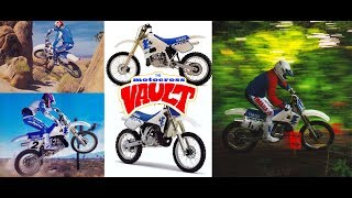 Classic Bike Review: 1989 Yamaha YZ250WR