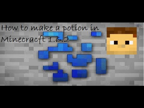 Minecraft Tutorial: How To Make Potions in Minecraft 1.6.2