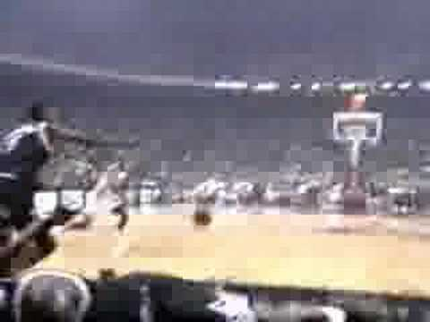 Shaquille O'neal - Shoot Pass Slam Video