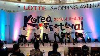 4MINUTE(포미닛) - [HOT ISSUE + WHATEVER + HATE + CRAZY] , DANCE COVER BY BARBIES UP