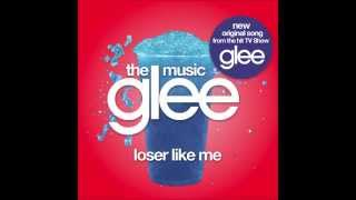 Watch Glee Cast Loser Like Me video