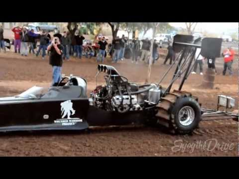 Sand Drags - Dome Valley Raceway