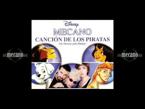 Mecano - Los Piratas Del Amor