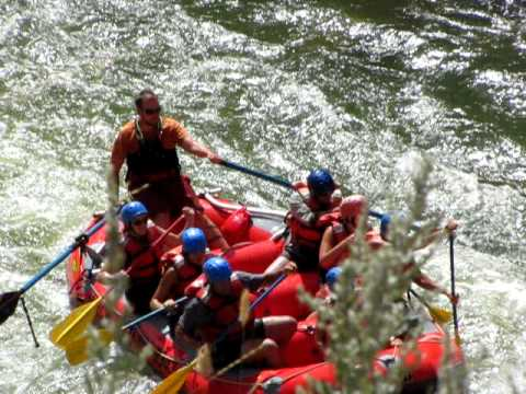 Wind River Canyon Whitewater Rafting