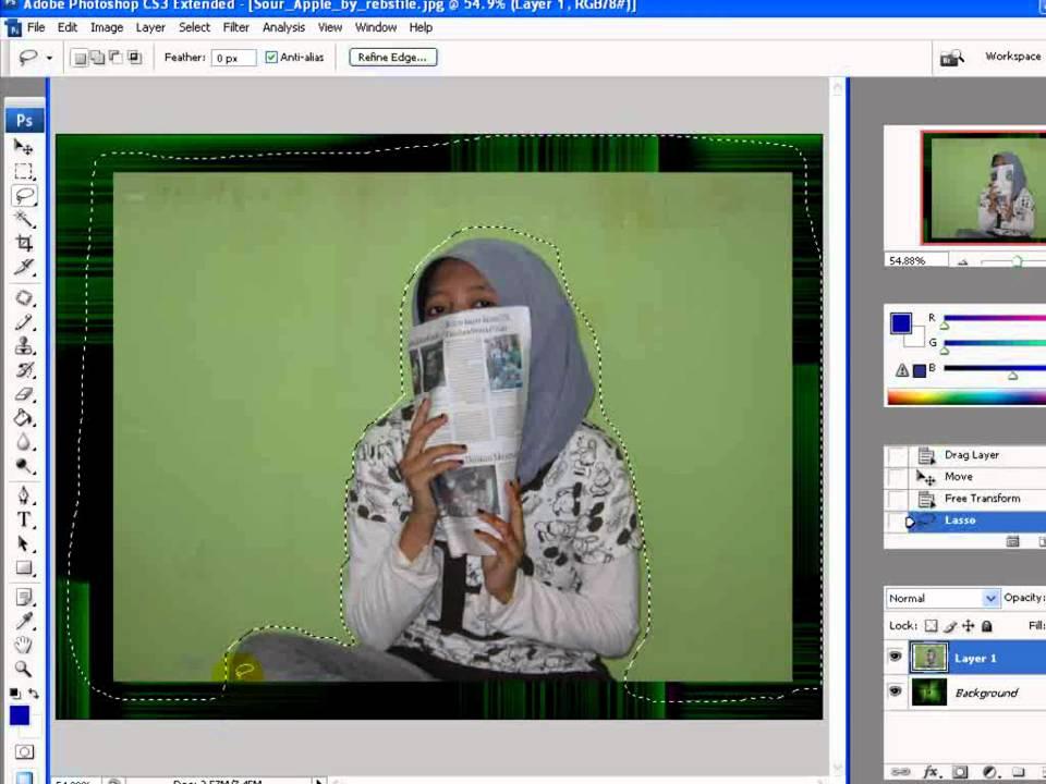 PicsArt Photo Studio: Pembuat Kolase Editor Gambar