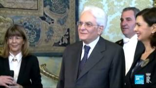 سيرجيو ماتاريلا رئيسا جديدا لايطاليا