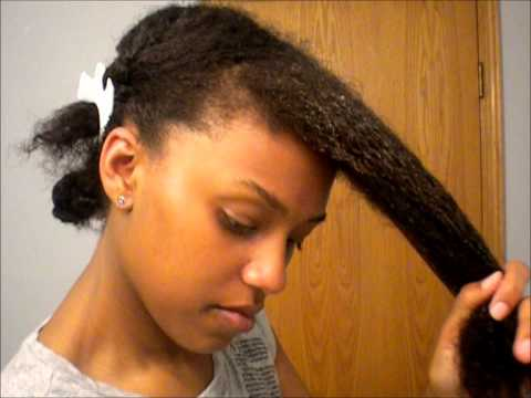 Natural Hair: Homemade Protein Treatment