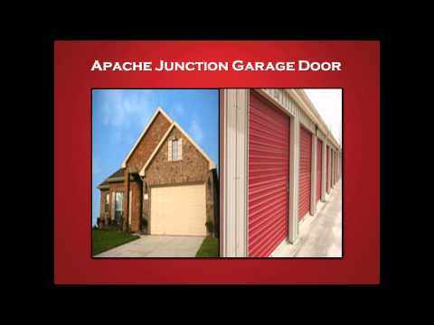 Apache Junction AZ Garage Doors - Call now: 602-325-6822