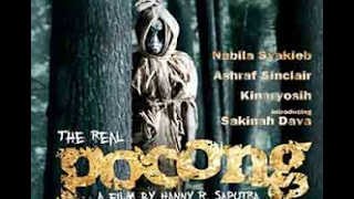 "Film Horror "" The Real Pocong """